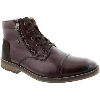 Pantofi Bărbați Ghete Rieker Nobel Virage Boots Brown