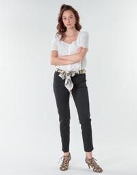Îmbracaminte Femei Pantalon 5 buzunare Betty London  Negru