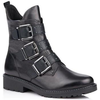 Pantofi Femei Botine Remonte Dorndorf Cristallino Eagle Ankle Boots Black