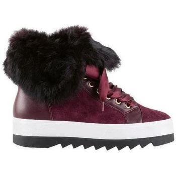 Pantofi Femei Cizme de zapadă Högl Cozy Vino Booties Purple