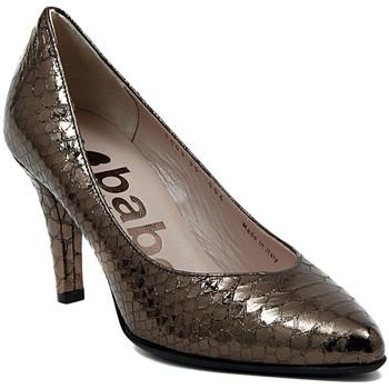 Pantofi Femei Pantofi cu toc Le Babe DECOLTE STAMPATO ACCIAIO Multicolore