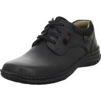 Pantofi Bărbați Pantofi Derby Josef Seibel Anvers Negre