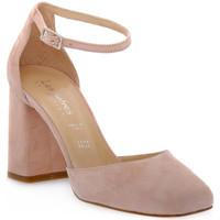Pantofi Femei Pantofi cu toc Priv Lab PHARD CAMOSCIO Rosa