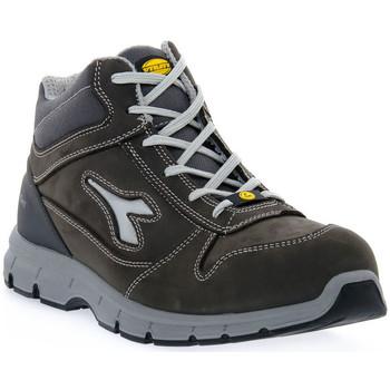 Pantofi Bărbați Drumetie și trekking Diadora RUN II HI S3 SRC ESD Grigio