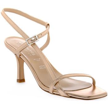 Pantofi Femei Sandale  Priv Lab RAME 1715 Marrone