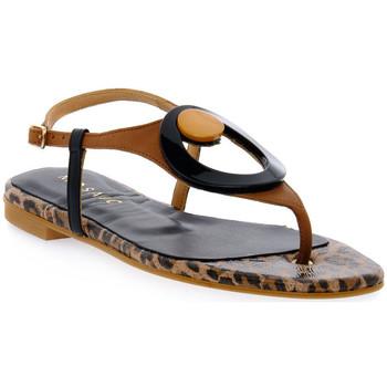 Pantofi Femei Sandale  Priv Lab MOSAIC MORO ALLURE Marrone