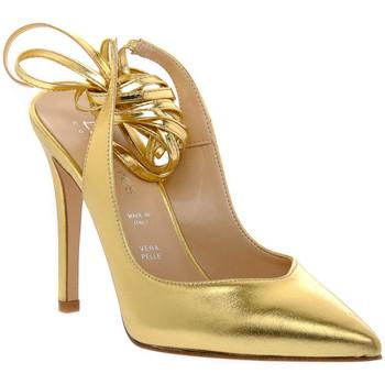 Pantofi Femei Pantofi cu toc Priv Lab ORO LAMINATO Dorato