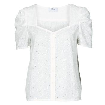 Îmbracaminte Femei Topuri și Bluze Betty London OOPSO Alb