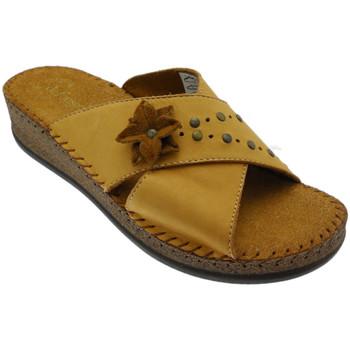 Pantofi Femei Papuci de vară De Fonseca DEFONEULALIAcuo marrone