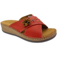 Pantofi Femei Papuci de vară De Fonseca DEFONEULALIAros rosso