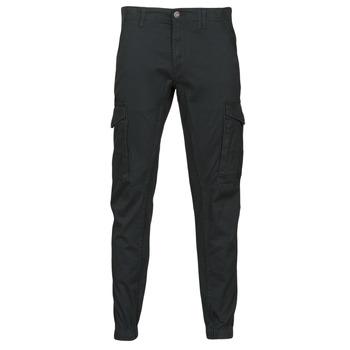 Îmbracaminte Bărbați Pantaloni Cargo Jack & Jones JJIPAUL Negru