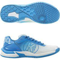 Pantofi Femei Multisport Kempa Chaussures femme  Attack 2.0 blanc/bleu