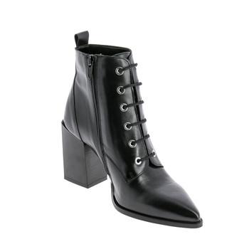 Pantofi Femei Ghete André EMOGENE Negru