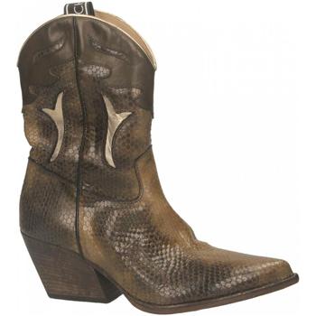 Pantofi Femei Cizme casual Elena Iachi WASH LIMBO militare