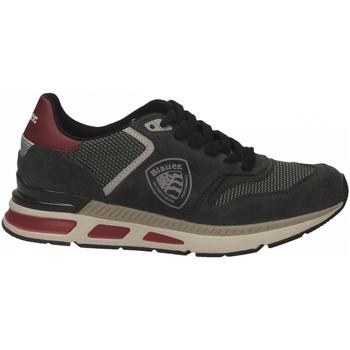 Pantofi Bărbați Pantofi sport Casual Blauer HILO01 dark-grey