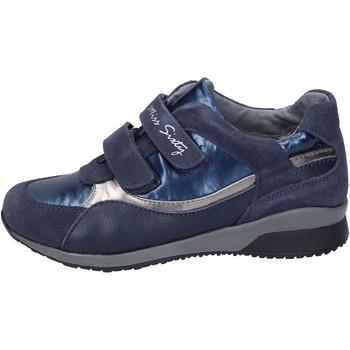 Pantofi Fete Sneakers Miss Sixty BK181 Albastru