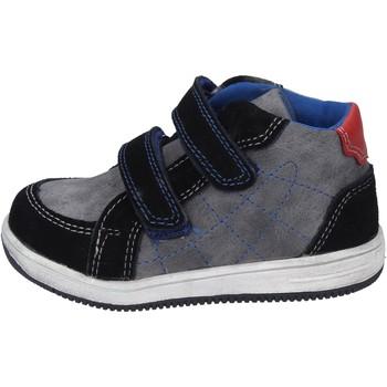 Pantofi Băieți Sneakers Didiblu BK204 Negru