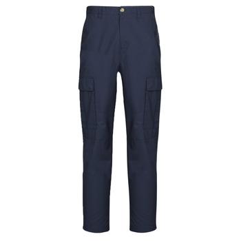Îmbracaminte Bărbați Pantaloni Cargo Aigle BESTICOL Albastru