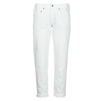 Îmbracaminte Femei Jeans boyfriend G-Star Raw KATE BOYFRIEND WMN Alb