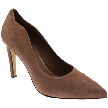 Pantofi Femei Pantofi cu toc Soffice Sogno SOSO20932ros nero