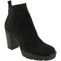 Pantofi Femei Botine Janet Sport  Negro