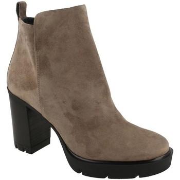 Pantofi Femei Botine Janet Sport  Gris