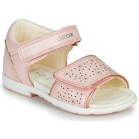 Pantofi Fete Sandale  Geox B VERRED Roz
