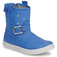 Pantofi Fete Ghete Pinocchio RABIDA Albastru