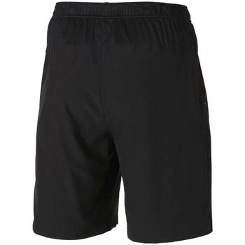 Îmbracaminte Bărbați Pantaloni scurti și Bermuda Asics Club Woven Short 9INCH Negre