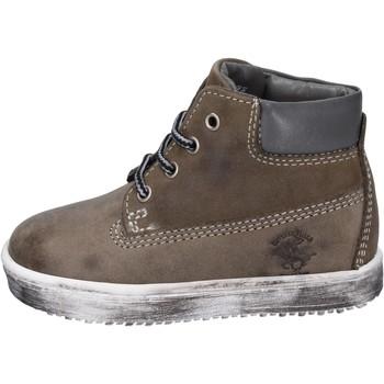 Pantofi Băieți Ghete Beverly Hills Polo Club BK214 Gri