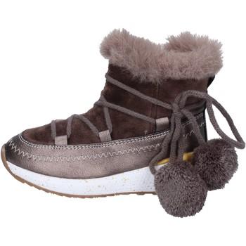 Pantofi Fete Botine Asso BK220 Bej