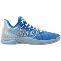 Pantofi Femei Multisport Kempa Chaussures femme  Attack One 2.0 bleu/gris clair chiné