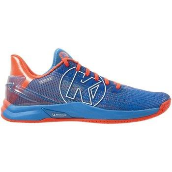Pantofi Bărbați Multisport Kempa Chaussures  Attack One 2.0 bleu/rouge fluo