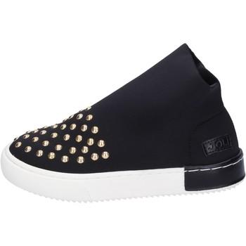 Pantofi Fete Sneakers Joli BK236 Negru