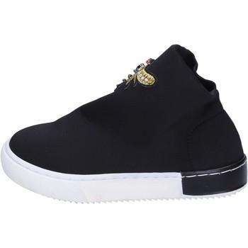 Pantofi Fete Sneakers Joli BK237 Negru