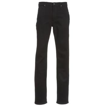 Îmbracaminte Bărbați Jeans drepti Lee BROOKLYN STRAIGHT Negru