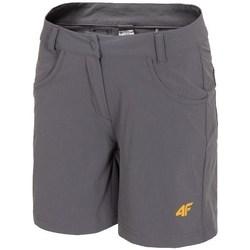Îmbracaminte Femei Pantaloni scurti și Bermuda 4F SKDF060 Gri