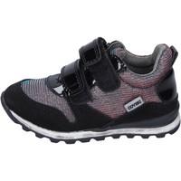 Pantofi Fete Sneakers Enrico Coveri Adidași BK251 Negru