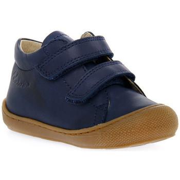 Pantofi Băieți Pantofi sport Casual Naturino 0C02 COCOON VL NAPPA NAVY Blu