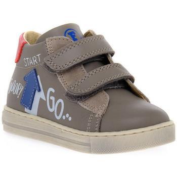 Pantofi Fete Pantofi sport Casual Naturino FALCOTTO 1B76 HOGWA AZZURRO Blu