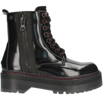 Pantofi Femei Ghete Xti 44398 Black