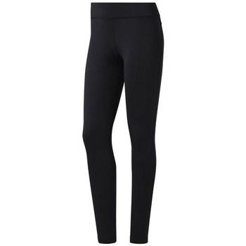 Îmbracaminte Femei Pantaloni  Reebok Sport Wor PP Negre