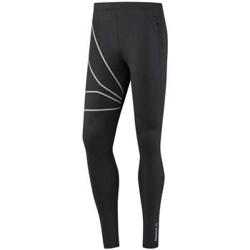 Îmbracaminte Bărbați Pantaloni  Reebok Sport One Series Running Hero Negre
