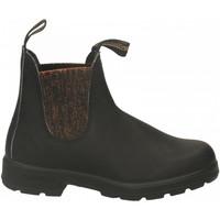 Pantofi Femei Ghete Blundstone BLUNDSTONE COLLECTION black-bronze