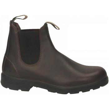 Pantofi Bărbați Ghete Blundstone 150 ANNIVERSARY BOOT auburn