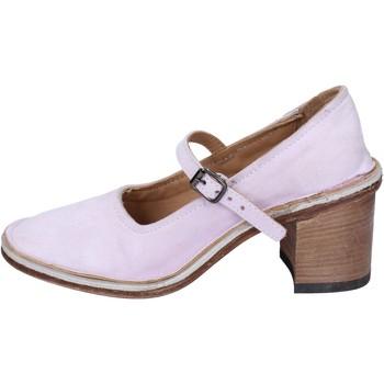 Pantofi Femei Pantofi cu toc Moma decollete camoscio Viola