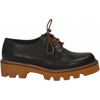 Pantofi Femei Pantofi Derby Mat:20 VITELLO nero