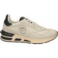 Pantofi Bărbați Sneakers Blauer HILOXL02 white
