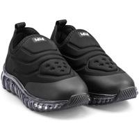 Pantofi Băieți Pantofi sport Casual Bibi Shoes Pantofi Sport LED Bibi Roller Celebration Black Negru