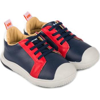 Pantofi Băieți Pantofi sport Casual Bibi Shoes Pantofi Baieti Bibi Prewalker Naval cu Siret Elastic Bleumarin